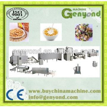 original pellet snacks food machine / breakfast cereal equipment / Corn flakes equipment