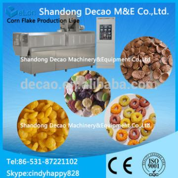 wheat breakfast cereal machines / baby cereals machine /breakfast ceral machine