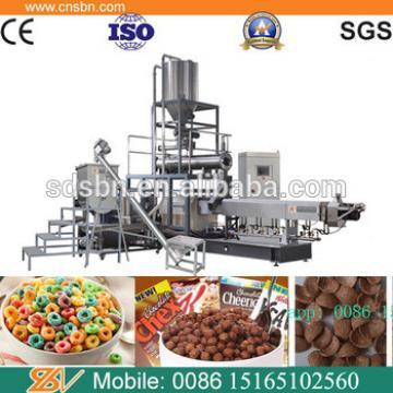 Fruit Loops Breakfast cereals processing line