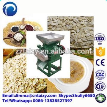 Automatic wholesale model Corn flakes Breakfast cereals machine for sale wheat flattening machine