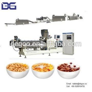 Corn flakes/corn chips making/processing/production line/equipment/machine
