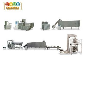 Industrial Breakfast Cereals Manufacturing Plant