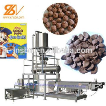Export Breakfast cereals and Froot Loops processing machinery