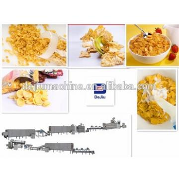 2016 Most Powerful small scale corn flakes production plant/ making machine