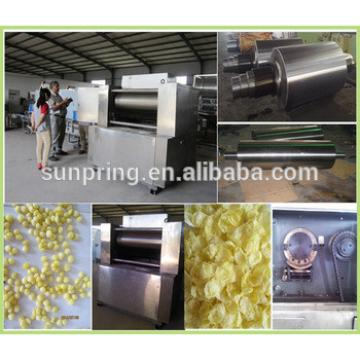 240kg/h Breakfast Cereals Corn Flakes Machine