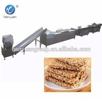 Peanut chikki protein bar Cereal bar production line