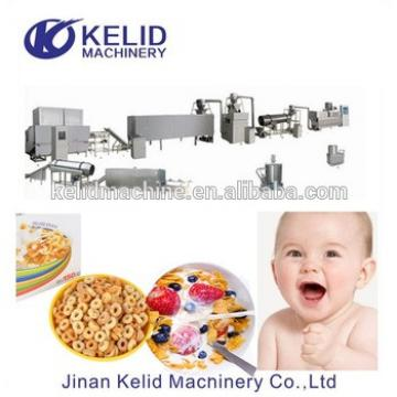 Hot sale Instant automatic breakfast cereal making machine