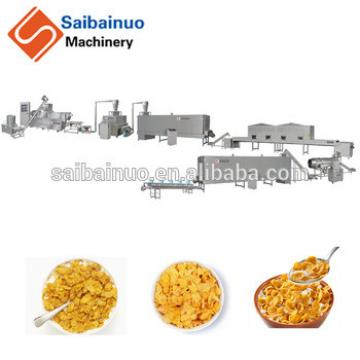 Engineer available to service machinery overseas corn flakes production machine