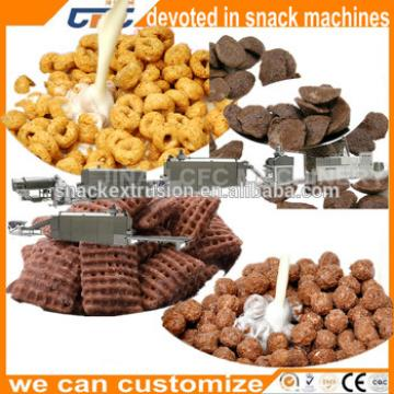 frosted corn flakes breakfast cereals making machines