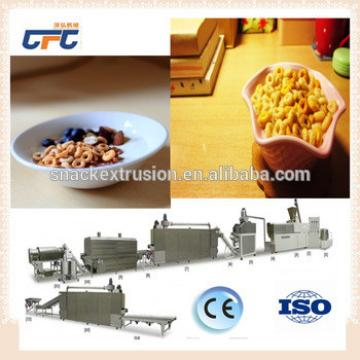 Breakfast Cereal Puffing Making Machine, CE Certification, ISO9001, Best Price with High Quality