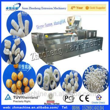 Wholesale china merchandise wheat puff machine