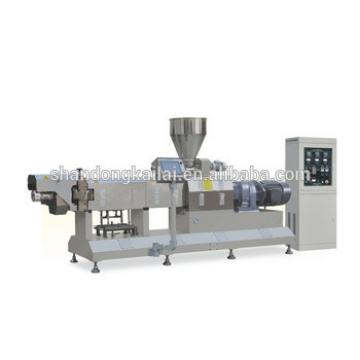 Low consumption breakfast cereal cheerios snacks machine