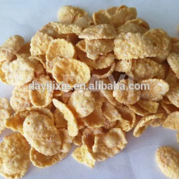 corn flakes breakfast cereal snack making machine manufacturer with high quality
