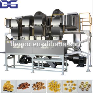 Fully Automatic Chocos Flakes Production Machine Chocos Making Machine