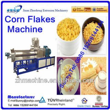 Crispy Nutrious Corn Flakes Food Processor Machine