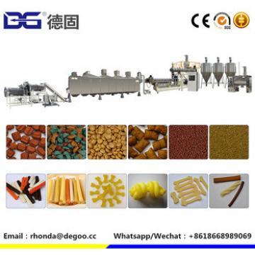 Completely new condition pet food chews machine dry big pet food machine