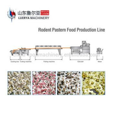 Dog Food Extruder Machine for Chewing Gum from Jinan factory