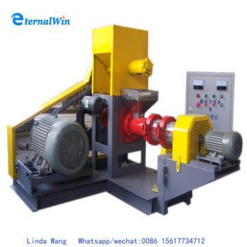 Realiable manufacturer animal feed granule making machine pellet machine dog food machine