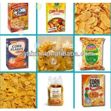 High output Corn flakes/Breakfast cereals Machines