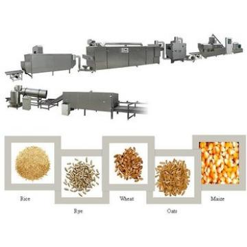 breakfast cereal corn flakes production line/ making machine prices
