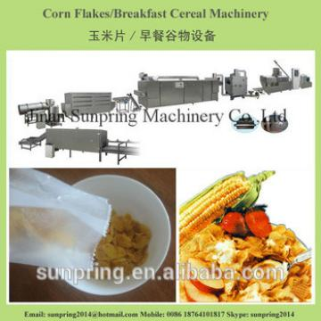 Automatic Corn flakes/Breakfast cereals machine