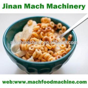 Large capacity Corn flakes extruding machine with CE