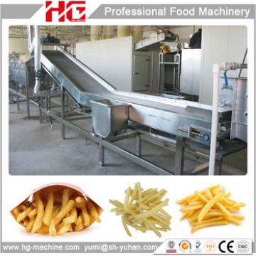 New style potato chips / french fries production line / making machine price