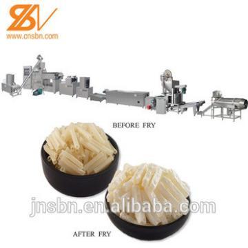 Macaroni Pellet Chips Machine/Bugle Chips processing Machinery