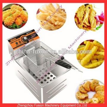 FACTORY SUPPLY fried potato stick machine/fried chicken making machine/deep fried chicken machine
