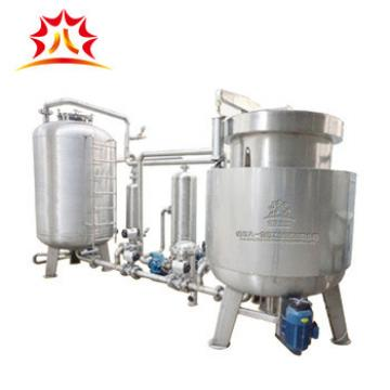potato chips making business plan with low temperature healthy vacuum frying machine