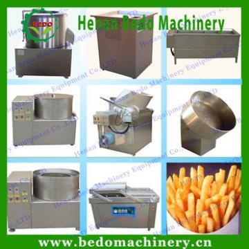BEDO Commercial potato chips making machine potato chips machines factory price