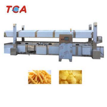 frozen french fries making machine potato chips automatic machine