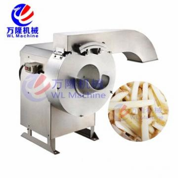 Approved High Efficiency Commercial Potato Chips Cutter French Fries Making Machine