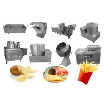 Factory manufacturer snack food frozen french fries making machinery price