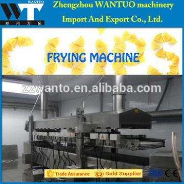 potato french fries production line/potato chips making machine /frozen french fries machinery
