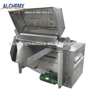 Manual potato chips cutting machine