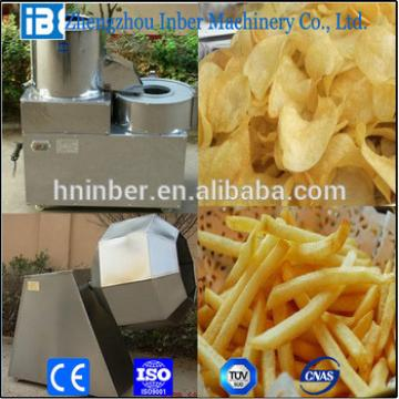 french fries blanching machine | potato chips production machine