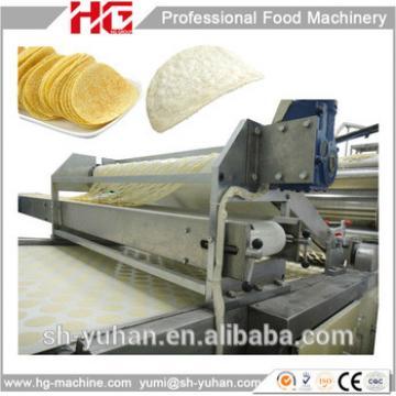 Hot sale high quality Pringles potato chips making machine
