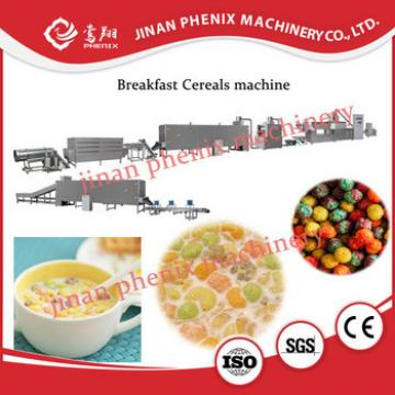 high quality breakfast cereal nutrition food making machine