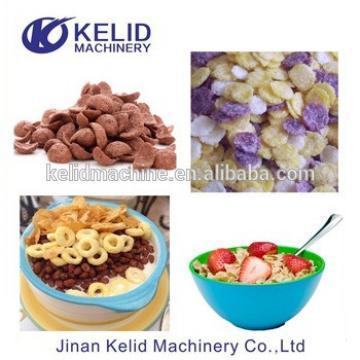 2017 best price automatic multifunction corn flake machine manufacturer
