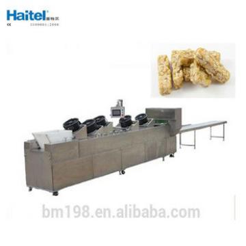 Hot Sale Breakfast Cereal Bar Maker and Cake Bar Making Machine