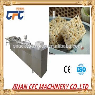 China Nutritional Snack Food Cereal Granola Bar plane