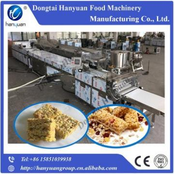 New arrival granola cereal bar machine on alibaba top manufacturer