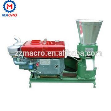 Factory Sale Grain Fodder Pellet Making Machine/farm Poultry Feed Mill Equipment/animal Feed Making Machine