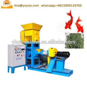 Electrical Floating Fish Animal Feed Pellet Making Processing Machine
