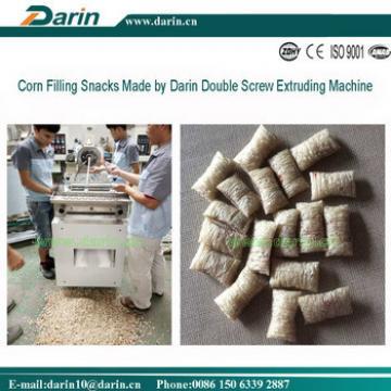 Extruded Core Cream Chocolate Filling Snacks Food Machine