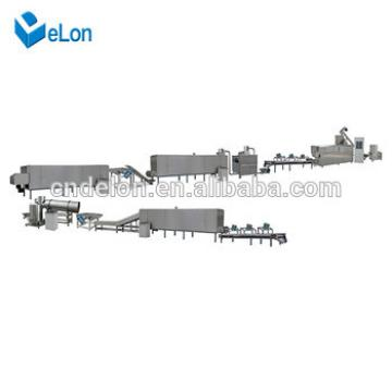 fully automatic hot selling price high quality corn flakes production and processing line
