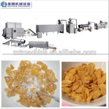 Industrial Breakfast Cereal Corn Flakes Making Machine