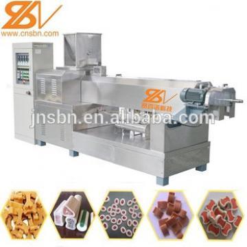 Good Dog pet chewing treats food plant/processing line/machine