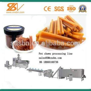CE Approved Automatic Dog treats making machines